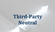 Third-Party Neutral & Peer Review Services